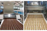 Линии для производства пралиновых батончиков