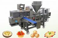 Автоматический комплекс для производства тарталеток